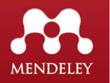 an image of the Mendeley Logo