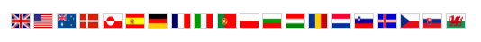 Image of multiple flags